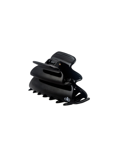elite models Black Spiral Claw Clip
