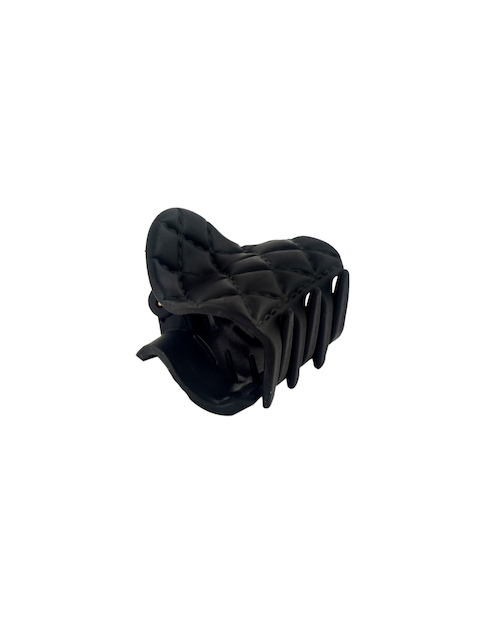 Elite Models Butterfly Hair Accessory Claw Clip - Matte Black