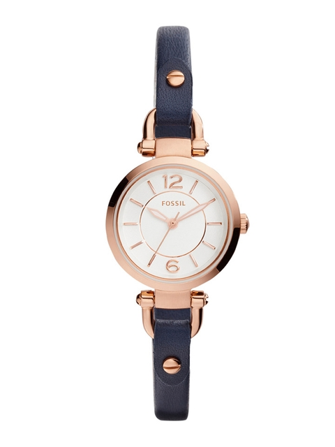 Fossil Women White Analogue Watch ES4026