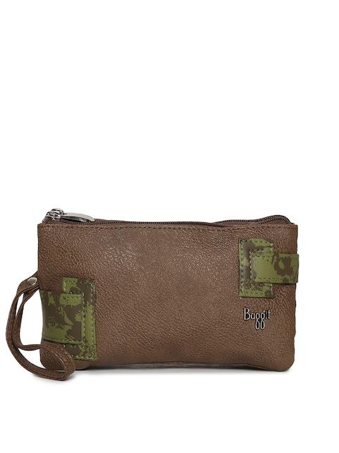 Baggit Women Brown Mobile Pouch