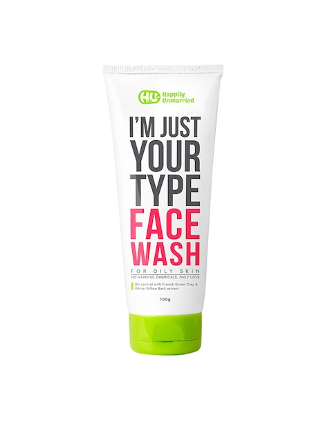 Ustraa by Happily Unmarried Oily Skin Face Wash 100 ml