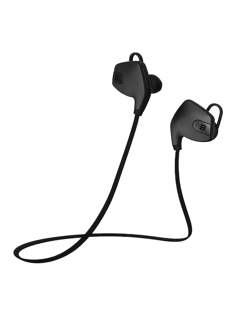 SoundBot SB565 Black Stereo Bluetooth 4.0 Wireless Headset
