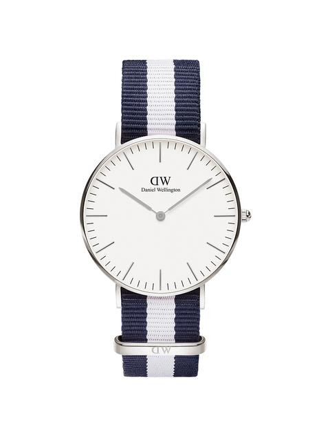Daniel Wellington Classic Glasgow Women White Analogue Watch DW00100047