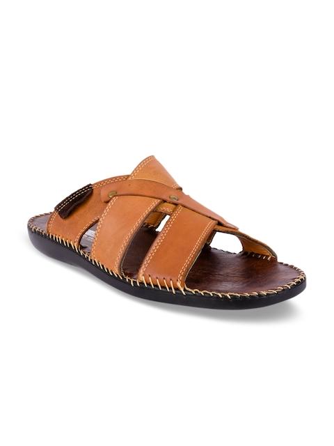 Action Men Tan Comfort Sandals