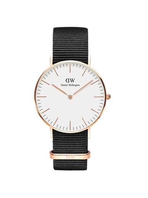 Daniel Wellington Classic  Cornwall Women White Analogue Watch DW00100259
