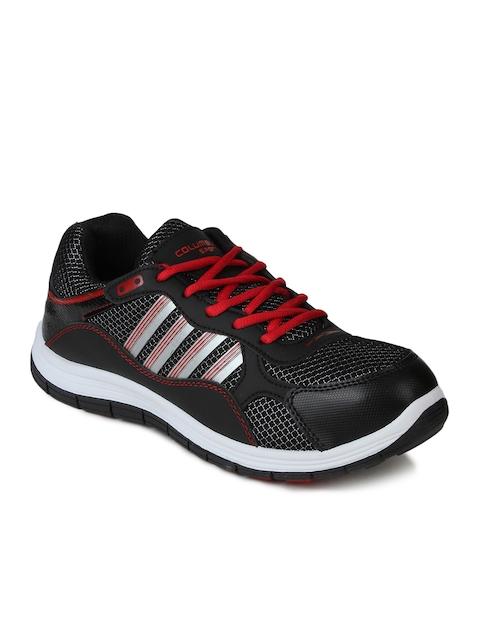 Columbus Men Black Training or Gym Shoes
