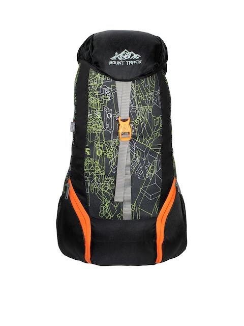 MOUNT TRACK Unisex Multicoloured Rucksack
