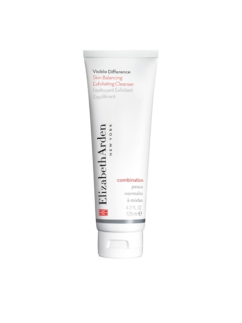 Elizabeth Arden Unisex Visible Difference Skin Balancing Exfoliating Cleanser 125 ml