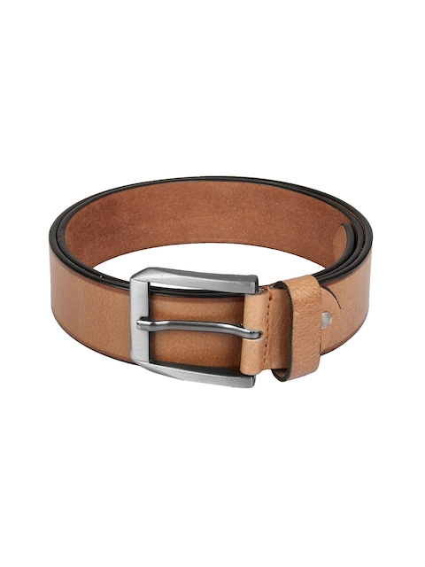 Aditi Wasan Men Beige Textured Belt