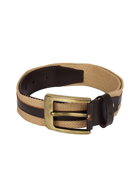 Aditi Wasan Men Multicoloured Solid Belt