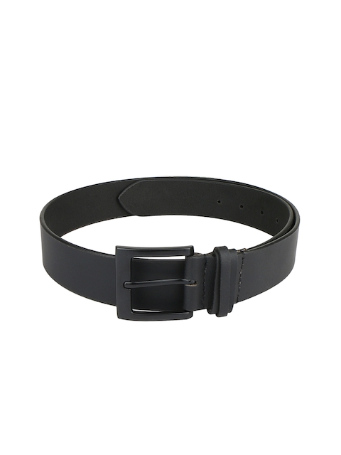 Aditi Wasan Men Black Solid Belt