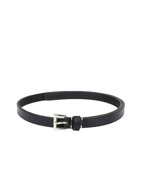 Aditi Wasan Women Black Solid Belt