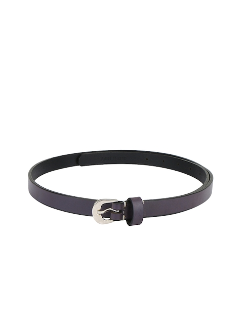 Aditi Wasan Women Purple Solid Belt