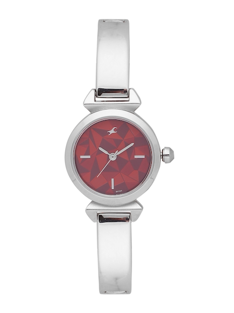 Fastrack Women Red Analogue Watch NK6131SM01_BBD
