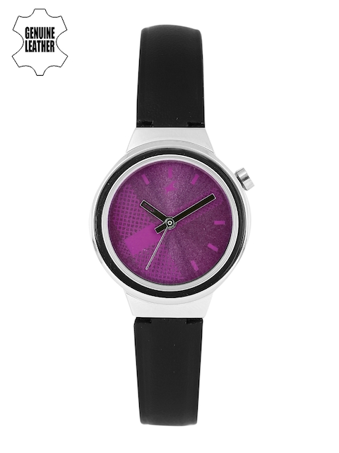 Fastrack Women Purple Analogue Watch NK6149SL01_BBD
