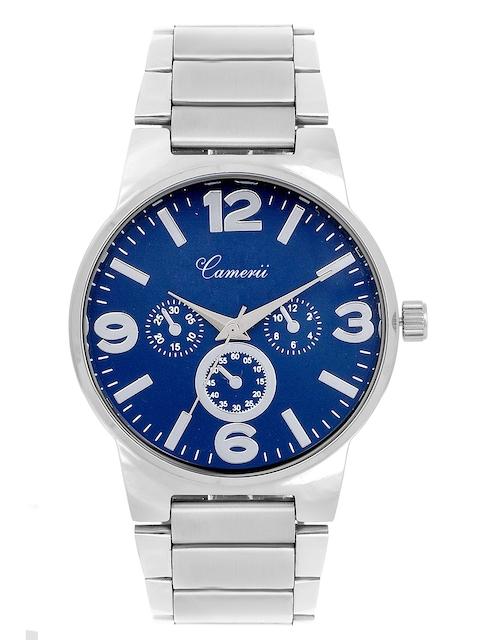 Camerii Men Blue Analogue Watch