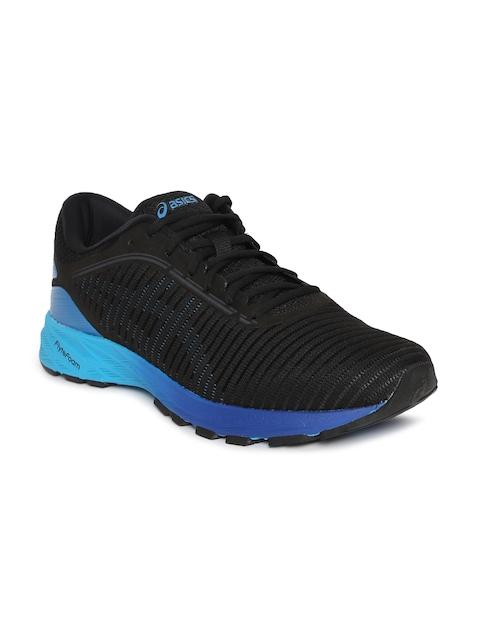ASICS Men Black DynaFlyte 2 Running Shoes