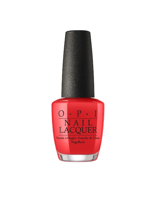 O.P.I Red A Good Man-darin Is Hard Find Nail Lacquer 15 ml