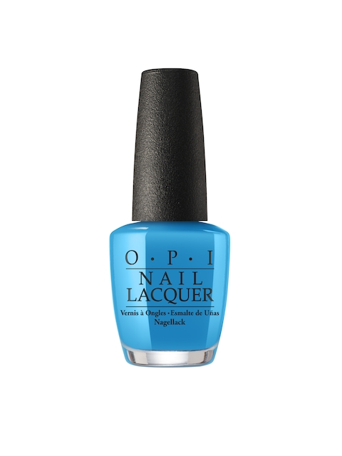 O.P.I No Room For The Blues Nail Lacquer NLB83