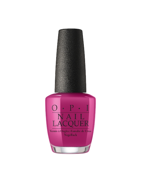 O.P.I Pompeii Purple Nail Lacquer 15 ml