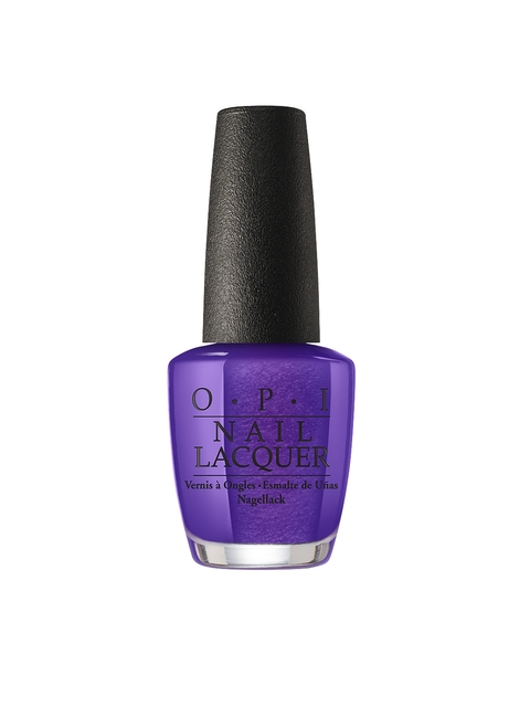 O.P.I Purple with a Purpose Nail Lacquer 15 ml