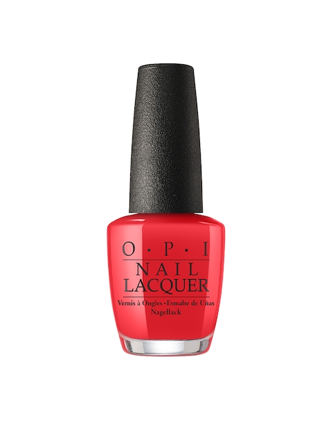 O.P.I Red My Fortune Cookie Nail Lacquer 15 ml