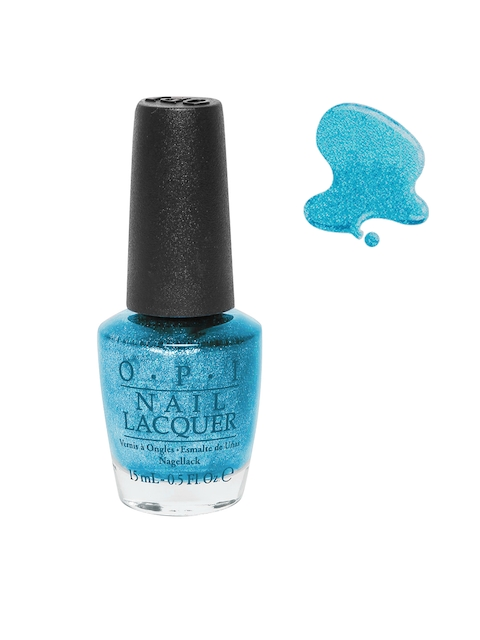 O.P.I Teal The Cows Come Home Nail Lacquer 15 ml