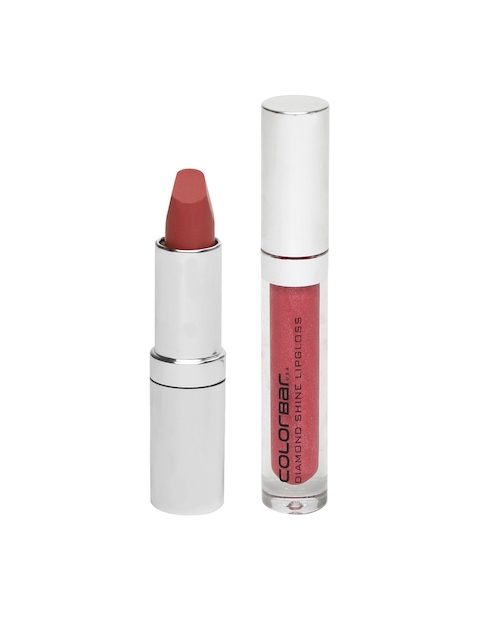 Colorbar Midnight Liar Diamond Shine Lip Gloss 009 & Fairy Tale Matte Touch Lipstick 14 M