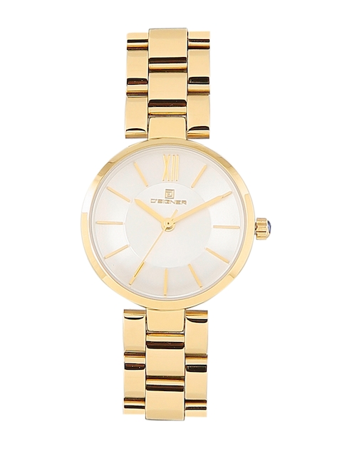 Dsigner Women White Analogue Watch 720GM.2.L