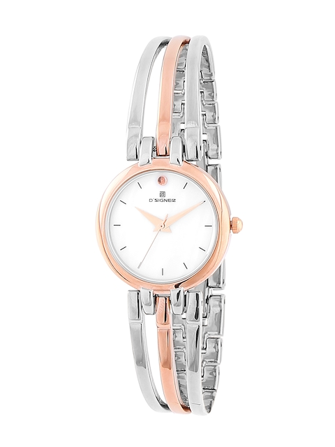 Dsigner Women White Analogue Watch 724RTM.6.L