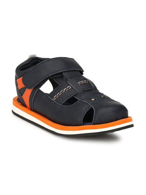 TUSKEY Boys Blue Comfort Sandals