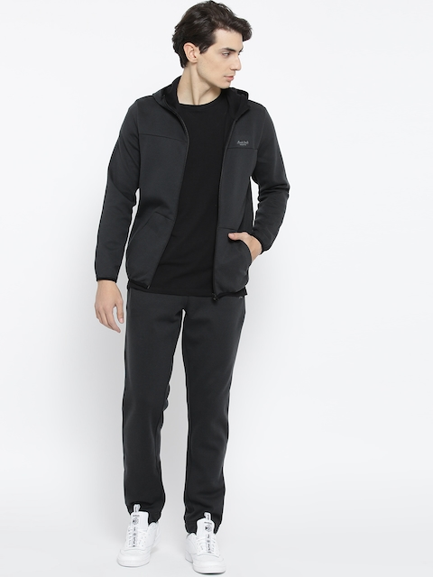 Monte Carlo Charcoal Grey Tracksuit