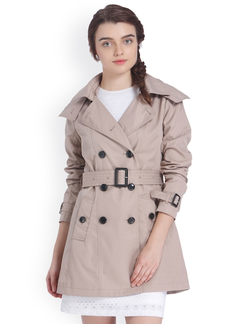 Vero Moda Beige Trench Coat