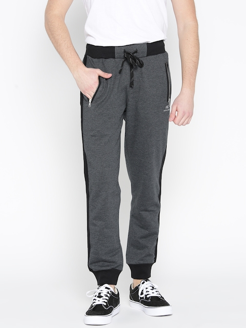 Monte Carlo Charcoal Grey Joggers