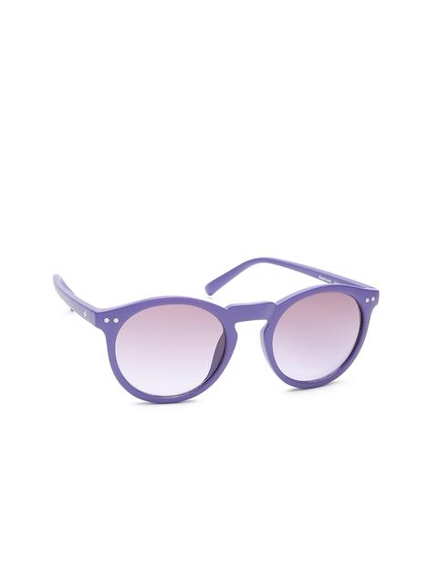 Fastrack Women Round Sunglasses P383PR11