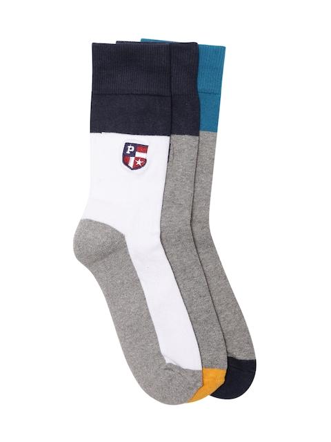 U.S. Polo Assn. Men Pack of 3 Socks