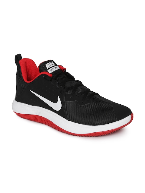 Nike Men Black FLY.BY LOW Basketball Shoes