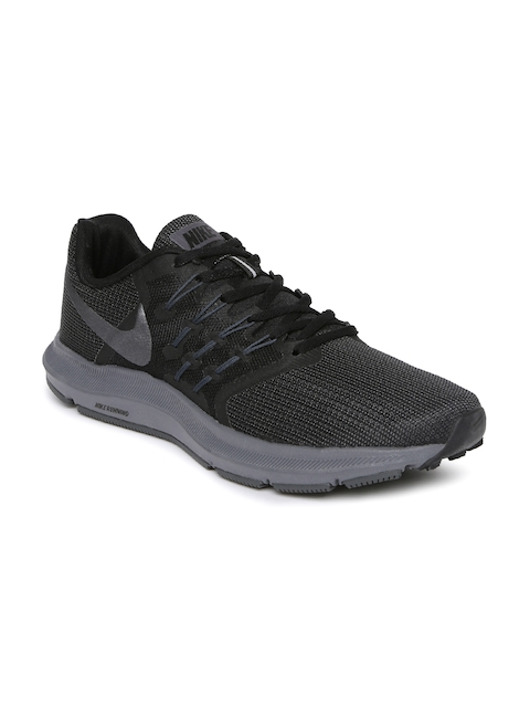 Nike Men Black RUN SWIFT Running Shoes