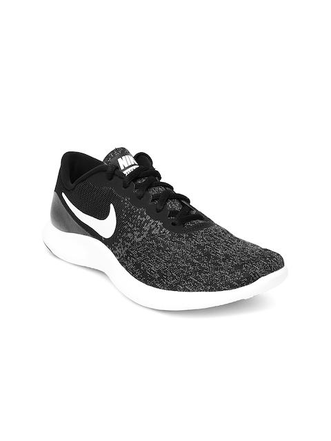 Nike Women Black FLEX CONTACT Running Shoes