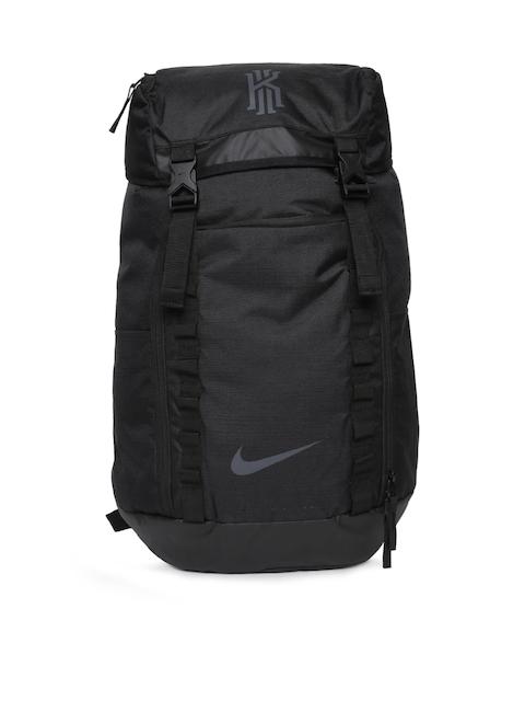 Nike Men Black KYRIE Solid Backpack