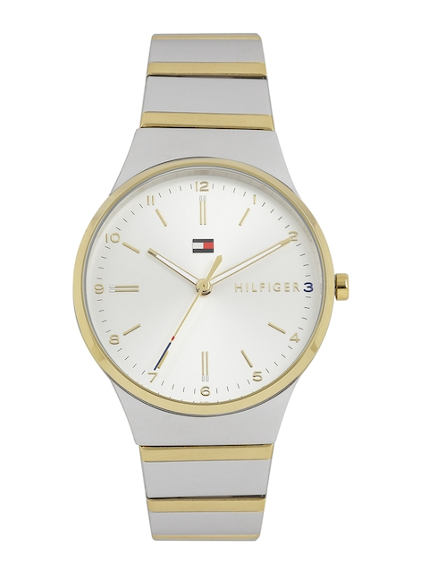 Tommy Hilfiger Women Silver-Toned Analogue Watch TH1781800