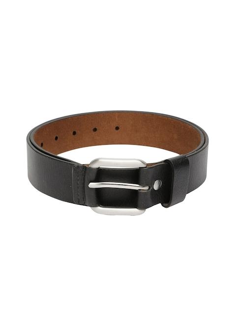 Puma Men Black Style Leather Belt