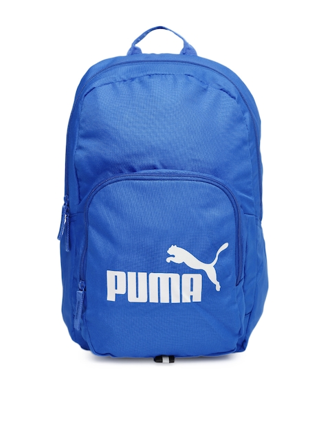Puma Unisex Blue Phase Backpack