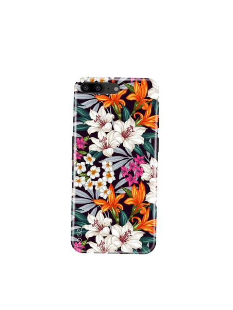 NOISE Multicoloured Floral Print Mobile Case