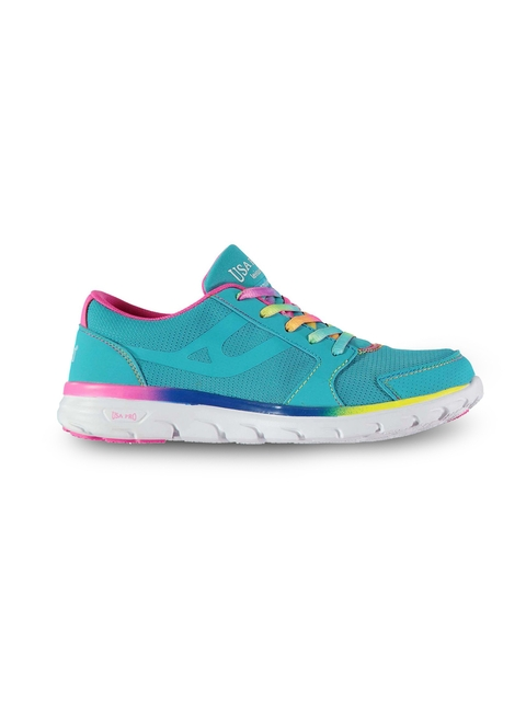 USA Pro Girls Blue Training or Gym Shoes