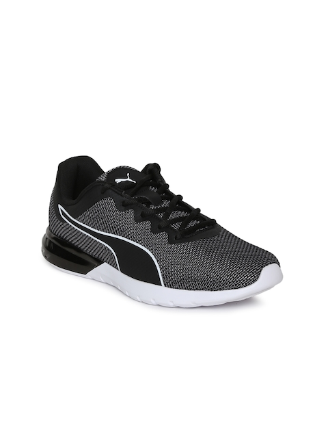 Puma Women Black Vigor Running Shoes