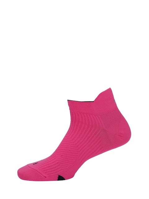 Puma Unisex Pink PERFORMANCE RUNNING SNEAKER Ankle-Length Socks  available at myntra for Rs.299