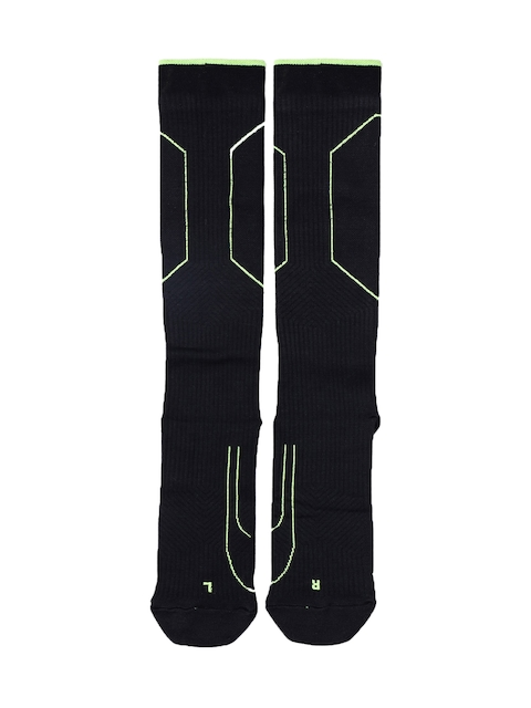 Puma Unisex Black PERFORMANCE RUNNING SNEAKER Knee-Length Socks  available at myntra for Rs.599