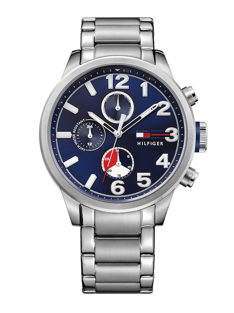 Tommy Hilfiger Men Navy Blue Analogue Watch TH1791242J_BBD