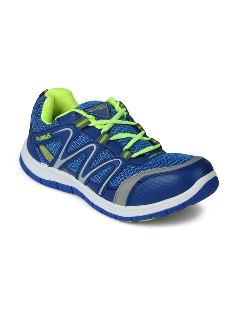 Columbus Men Blue Training or Gym Shoes